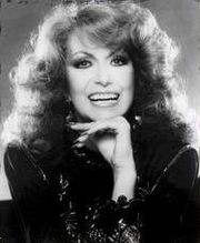 Portrait of Dottie West (click to view image source)
