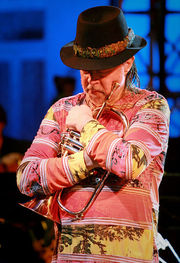 Portrait of Chuck Mangione (click to view image source)