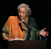 Portrait of Toni Morrison (click to view image source)