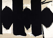 Portrait of Robert Motherwell  (click to view image source)
