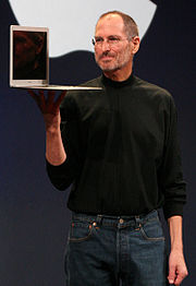 Portrait of Steve Jobs (click to view image source)