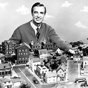 Portrait of Fred Rogers (click to view image source)
