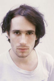 Portrait of Jeff Buckley  (click to view image source)