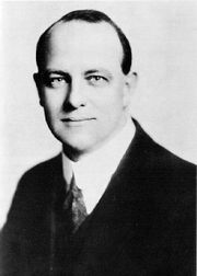 Portrait of P.G. Wodehouse (click to view image source)