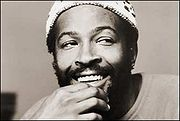 Portrait of Marvin Gaye  (click to view image source)