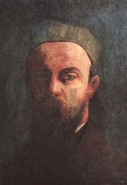 Portrait of Odilon Redon (click to view image source)