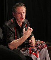 Portrait of Clive Barker (click to view image source)