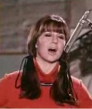 Portrait of Judith Durham (click to view image source)