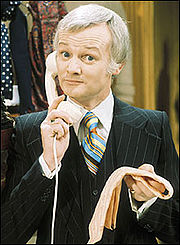 Portrait of John Inman (click to view image source)