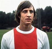 Portrait of Johan Cruyff  (click to view image source)