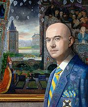 Portrait of Pim Fortuyn (click to view image source)
