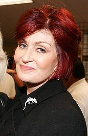 Portrait of Sharon Osbourne (click to view image source)