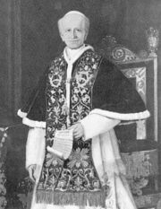 Portrait of Pope Leo XIII (click to view image source)