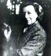 Portrait of Lillian Hellman  (click to view image source)