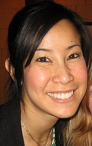 Portrait of Lisa Ling (click to view image source)