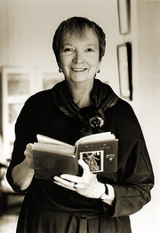 Portrait of Madeleine L'Engle  (click to view image source)