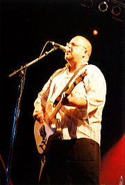 Portrait of Frank Black (click to view image source)