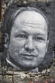 Portrait of Anders Behring Breivik  (click to view image source)