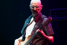 Portrait of Tony Levin (click to view image source)