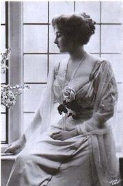 Portrait of Princess of Connaught Patricia (click to view image source)