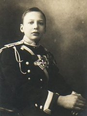 Portrait of Prince of Russia Igor Constantinovich (click to view image source)