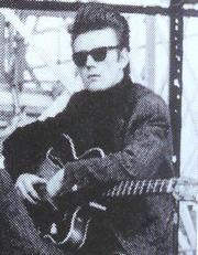 Portrait of Stu Sutcliffe (click to view image source)