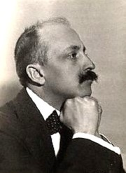 Portrait of Filippo Marinetti (click to view image source)