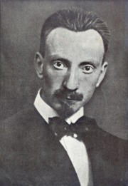 Portrait of Luigi Russolo (click to view image source)
