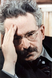 Portrait of Walter Benjamin  (click to view image source)