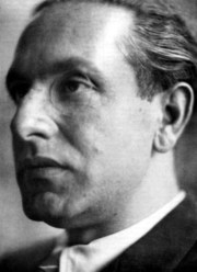 Portrait of Julius Evola  (click to view image source)