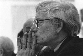 Portrait of Louis Kahn  (click to view image source)