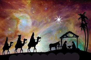 Stern Zu Bethlehem