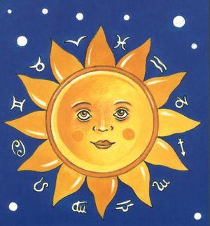 Solar Return Chart - Astrodienst Astrowiki